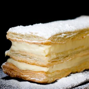 Desert prajitura napoleon
